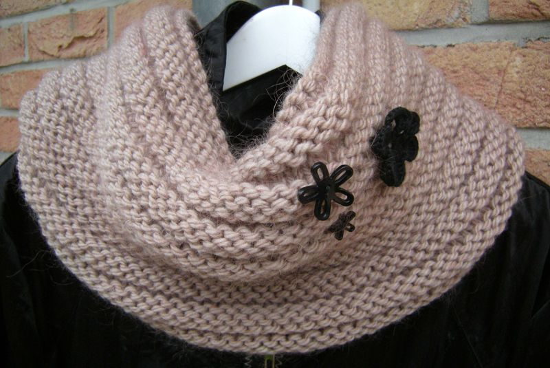 imprimer patron tricot echarpe snood e388b14cd75