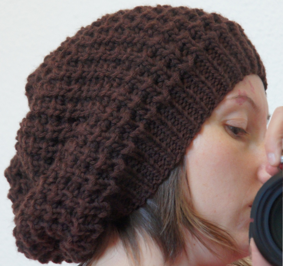 modeles de bonnets a tricoter