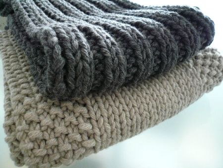 69dfc530e205 aperçu modèle tricot echarpe femme facile