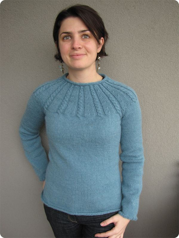 Modele pull tricot aiguille circulaire - Modele tricot aiguille circulaire ...