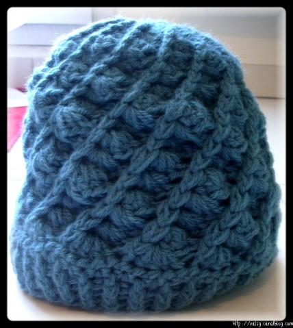archive fr: echappee laine  Modèle de tricot  L'île Aux Fils bonnet