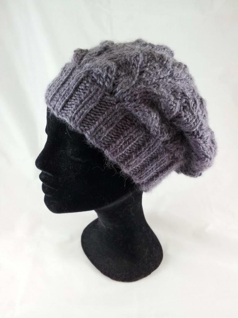 Patron Tricot Bonnet Caramel » bonnet, adulte, laine, ado, enfant tricot,