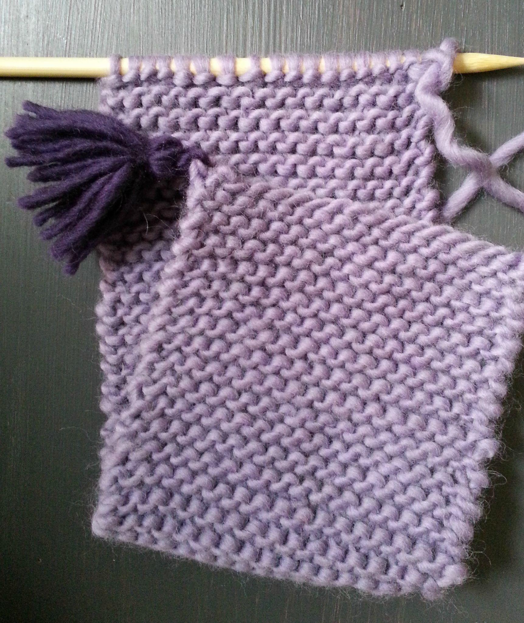 Mod le tricot echarpe homme point mousse - Tricoter une echarpe homme ...