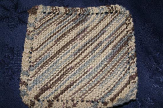 tricoter un linge a vaisselle nos conseils