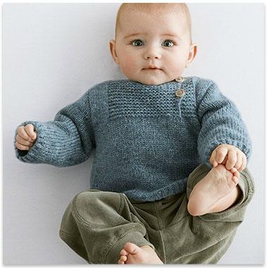 modèle tricot bébé gratuit a telecharger