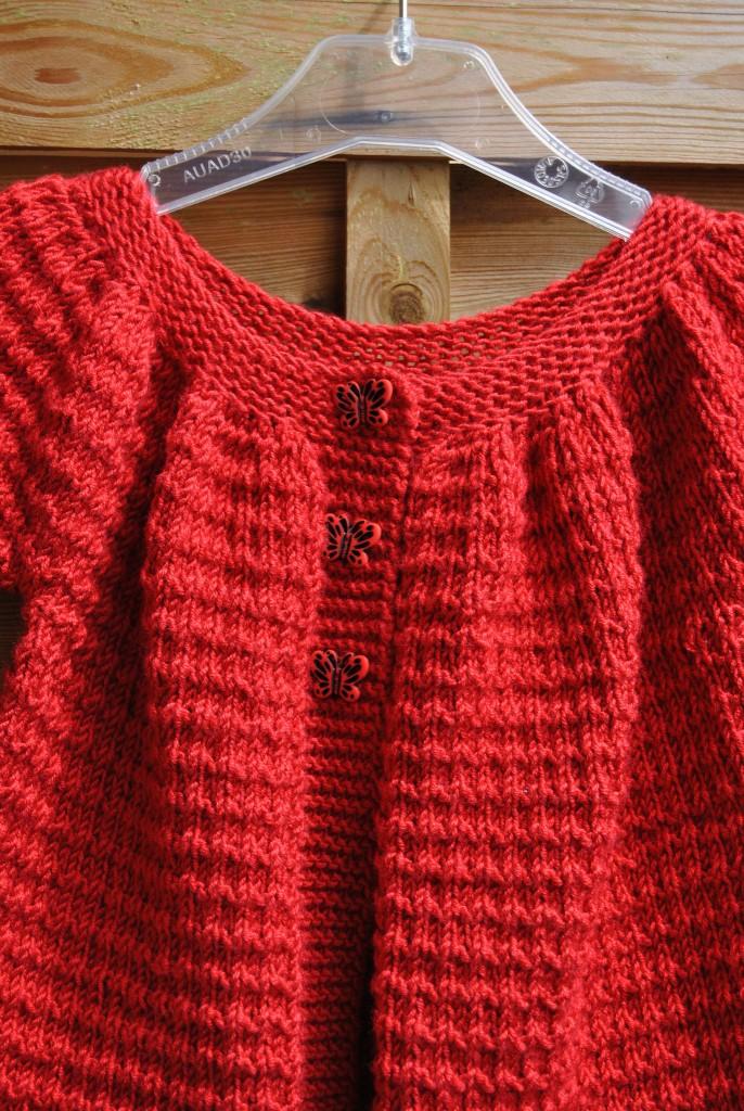 modèle tricot kina