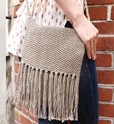 Modèles gratuits de sacs à tricoter ?  Question / Réponse