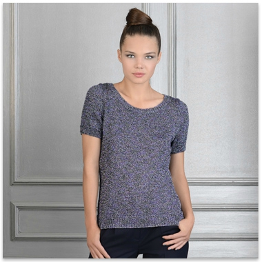 modele tricot pull ete femme