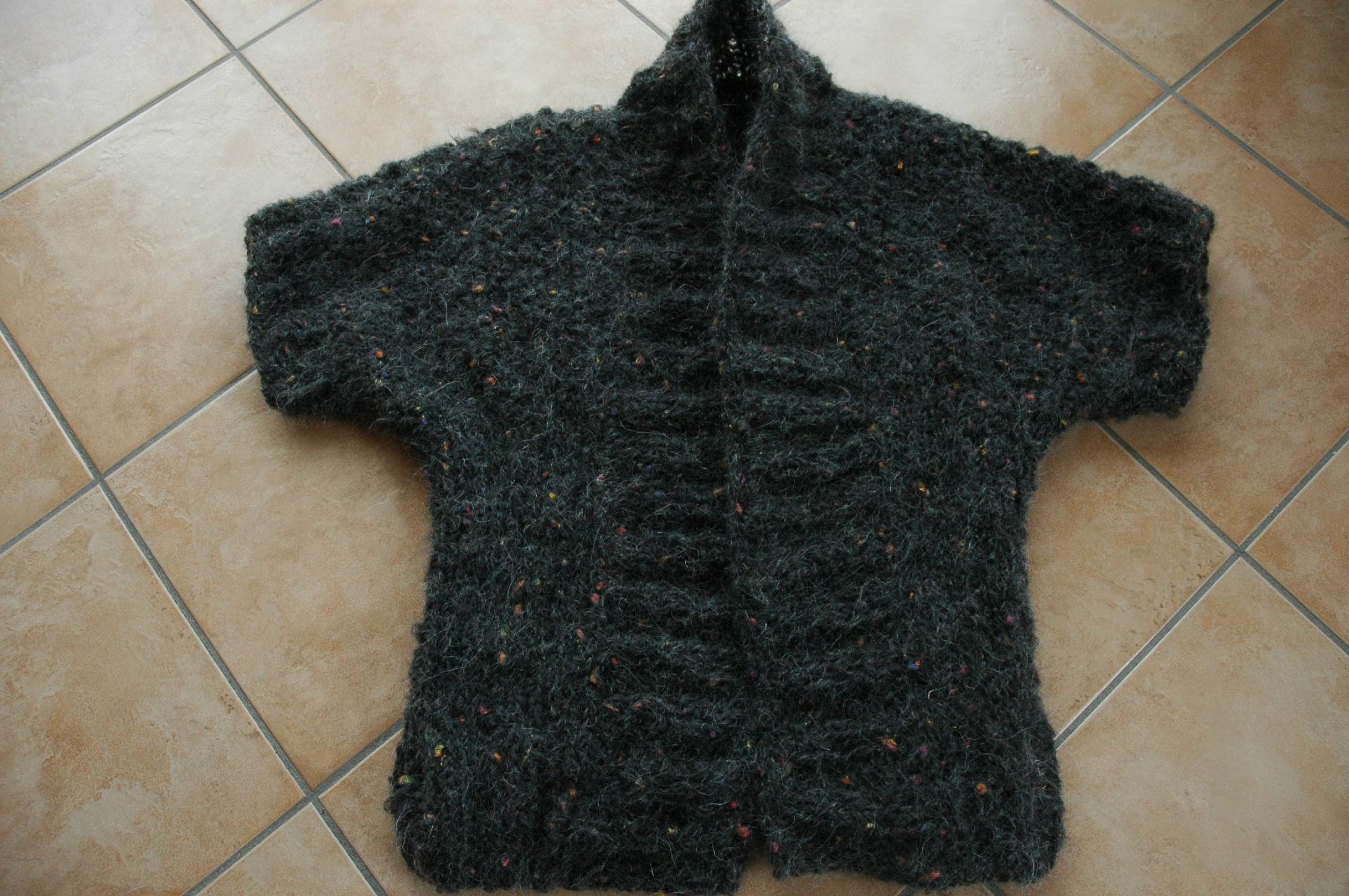 modèle tricot aiguille 10