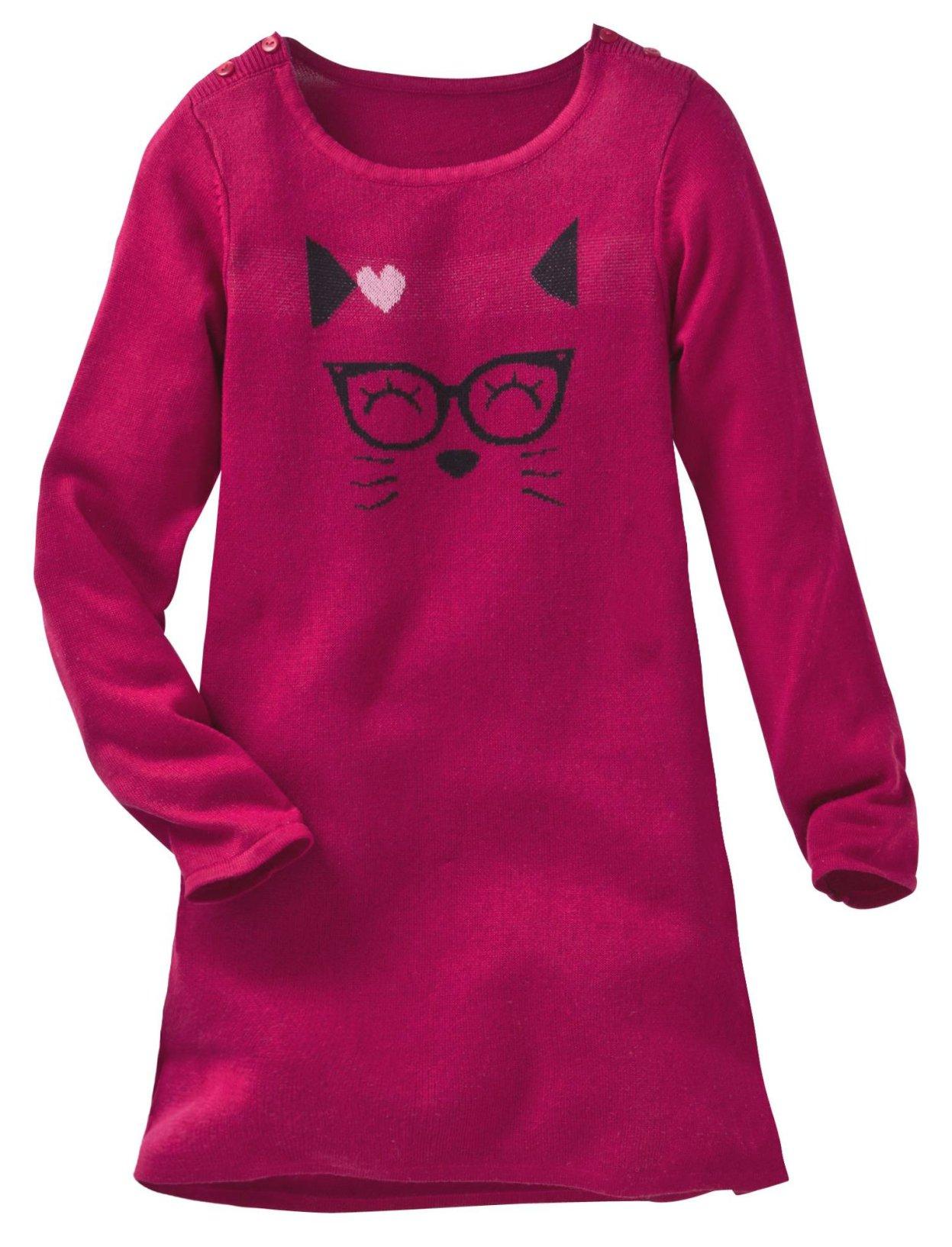 modele tricot robe 5 ans