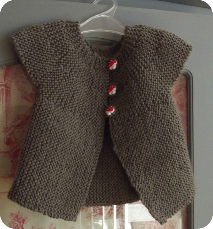 modele tricot simple