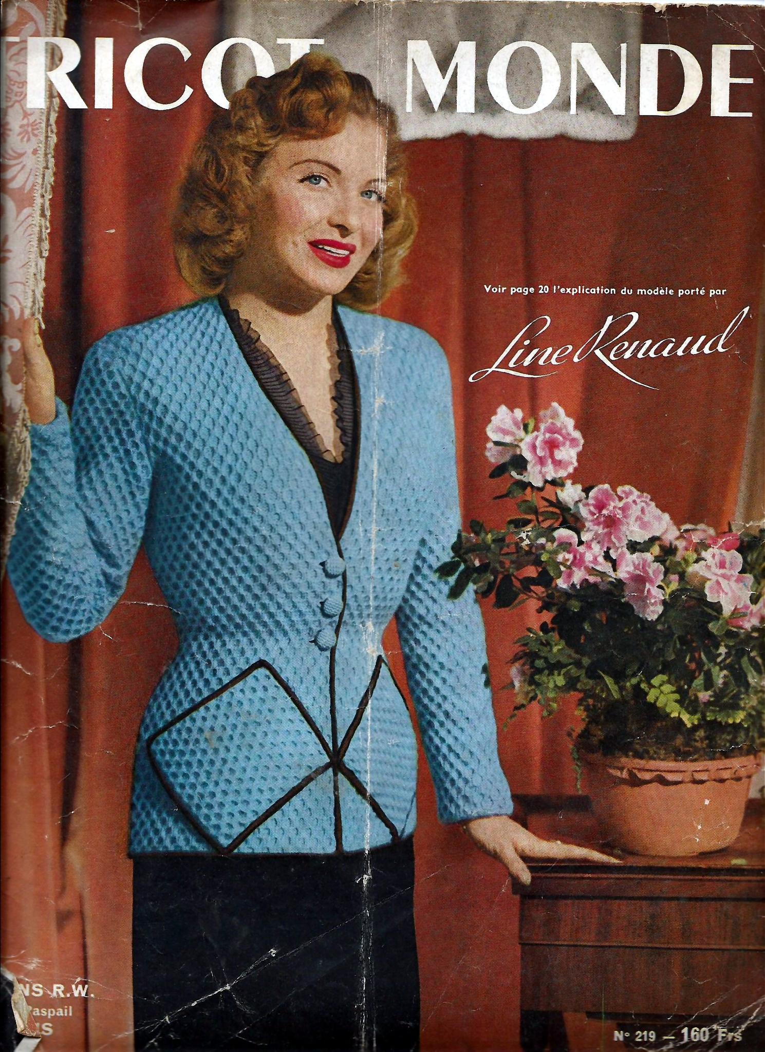 modèle tricot annees 80