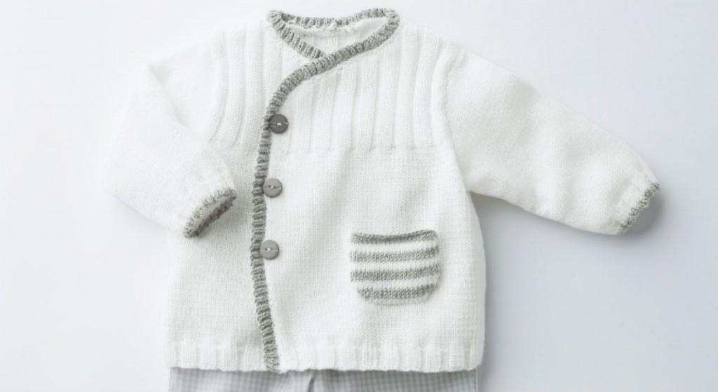 modèle tricot gratuit bébé 18 mois