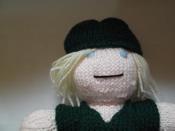 modele tricot zelda