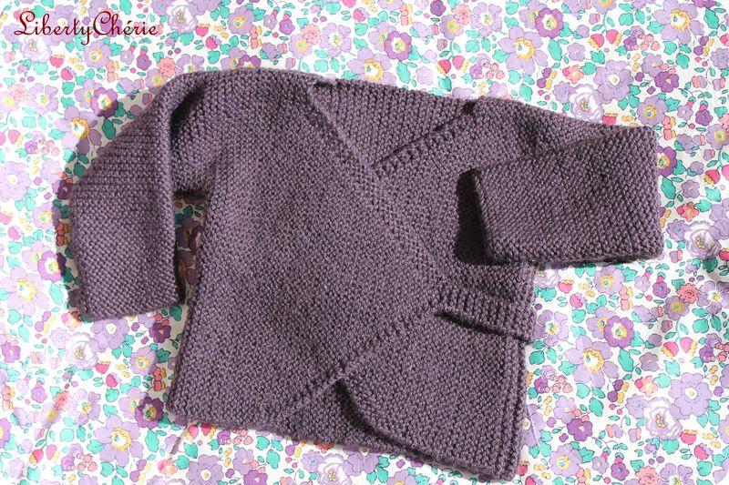 modele tricot aiguille 3.5