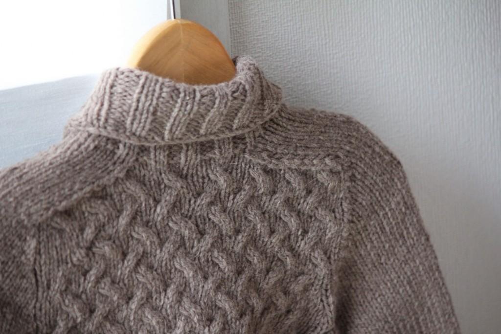 patron tricot en rond