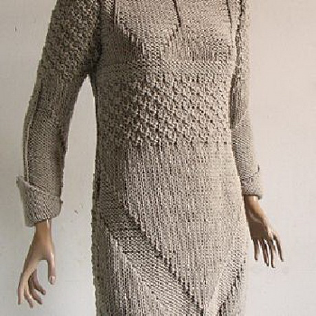 tricot main modele