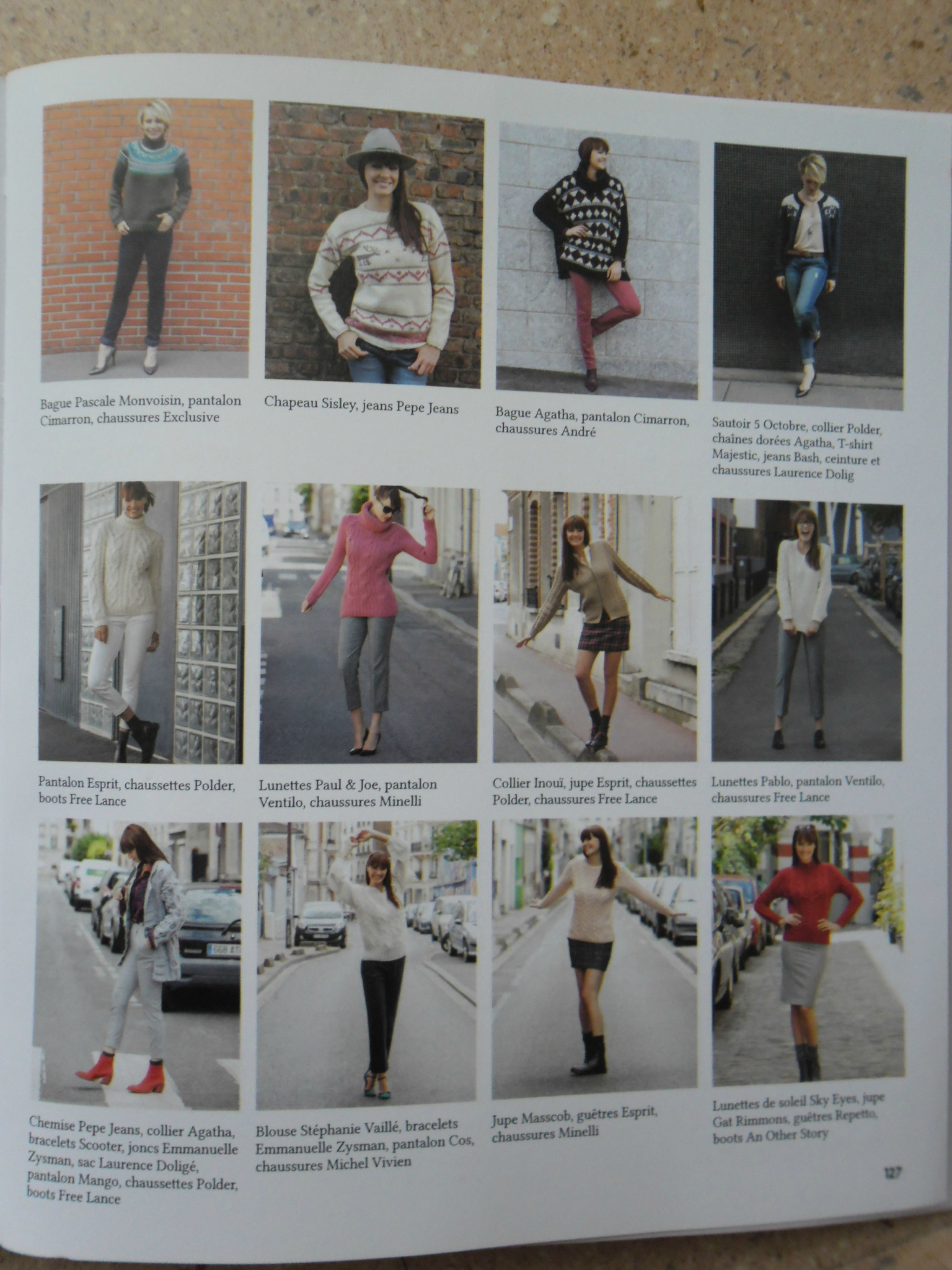 modele tricot ben 10