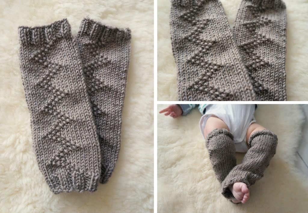patron robe en tricot
