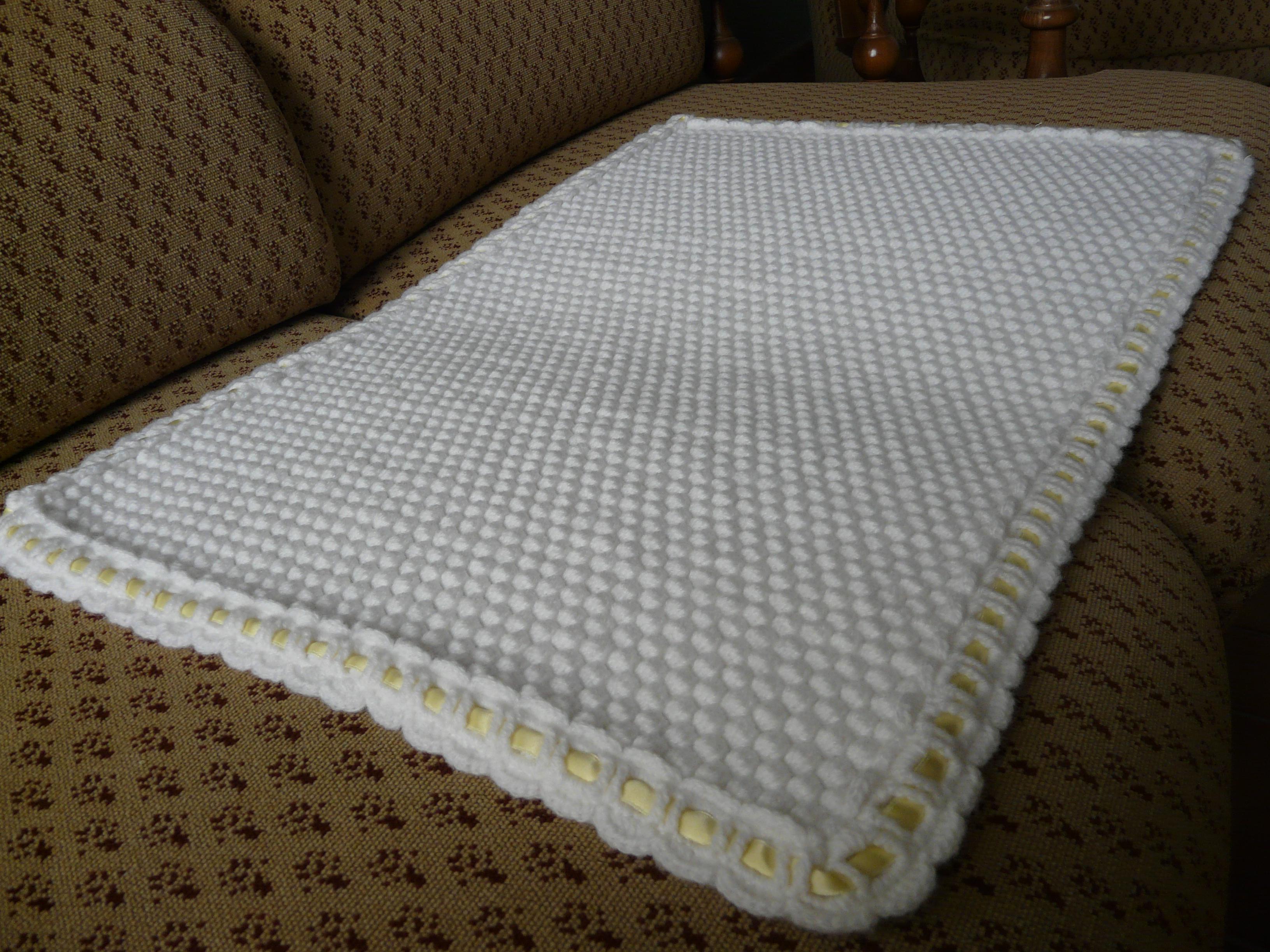 couverture pour lit de bébé modèle tricot couverture lit bébé couverture pour lit de bébé