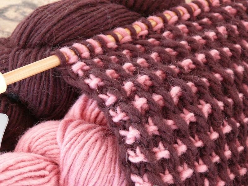 Mod le tricot 2 couleurs - Cote 2 2 tricot ...