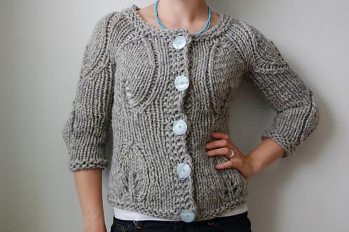 patron tricot aiguille 8