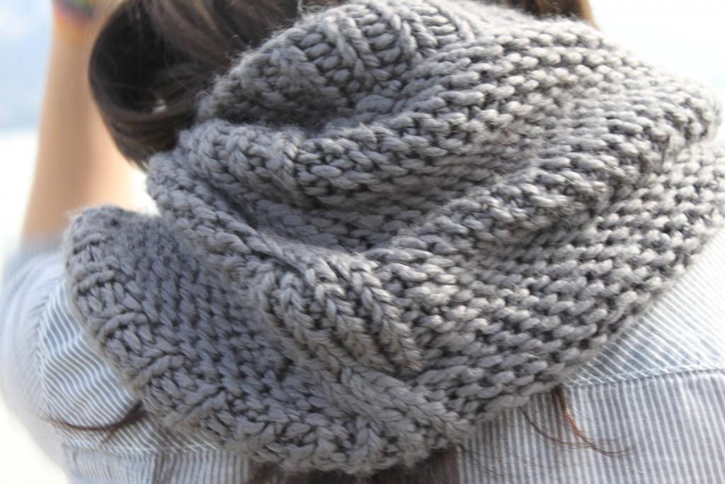 tricoter aiguille 8