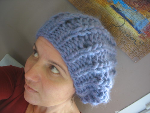 modèle bonnet tricot aiguille 15