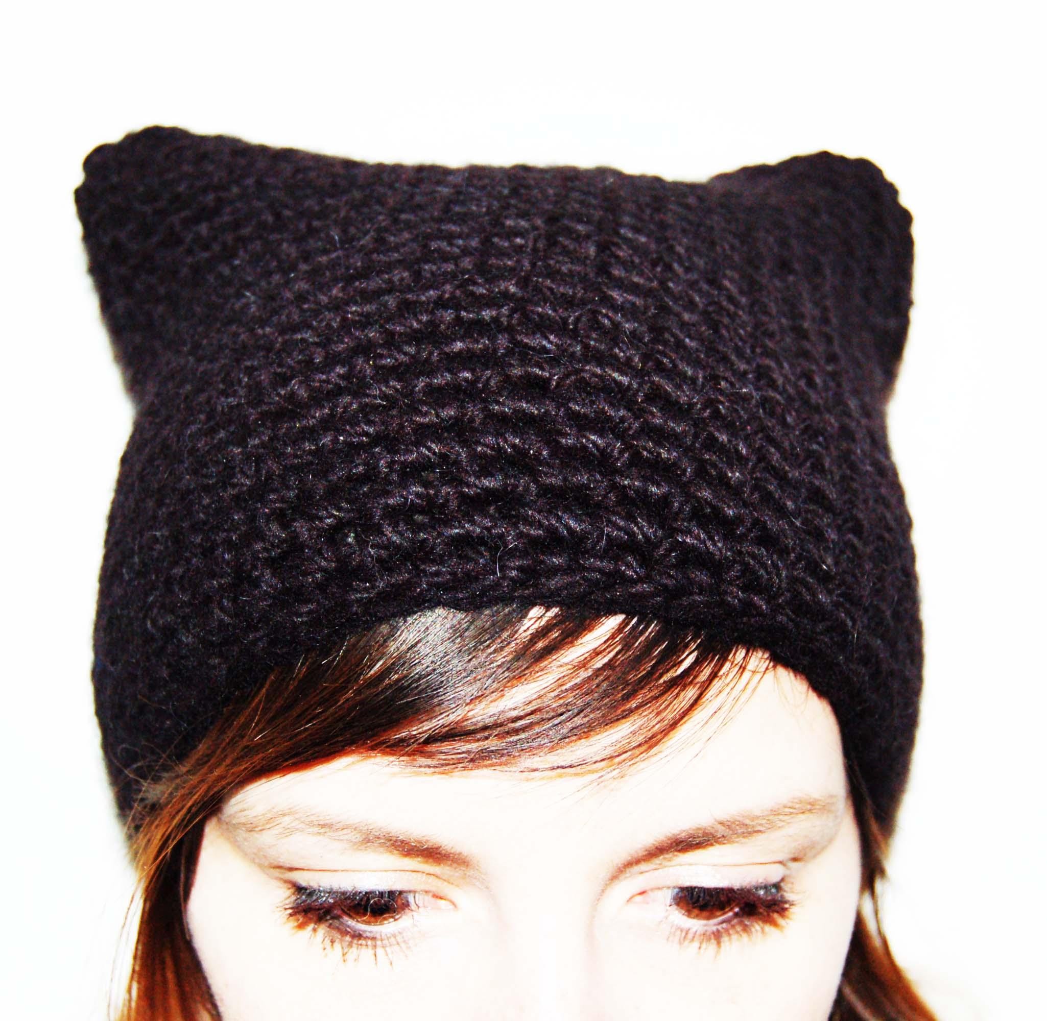 modele tricot bonnet carre