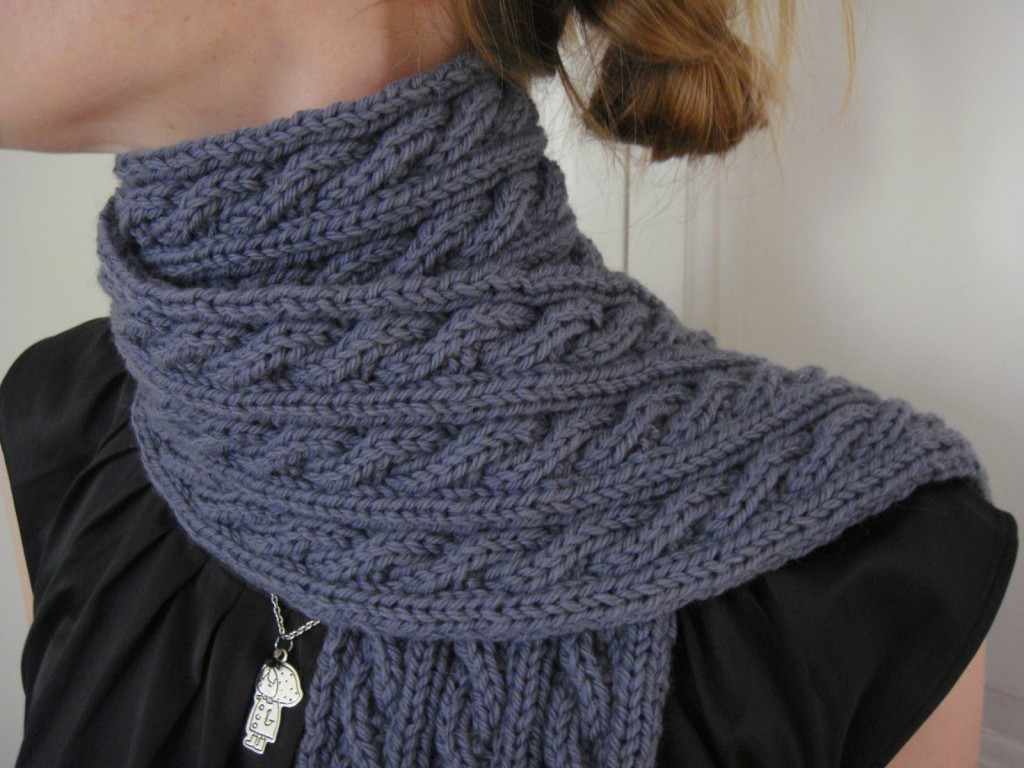 tricoter aiguille 9