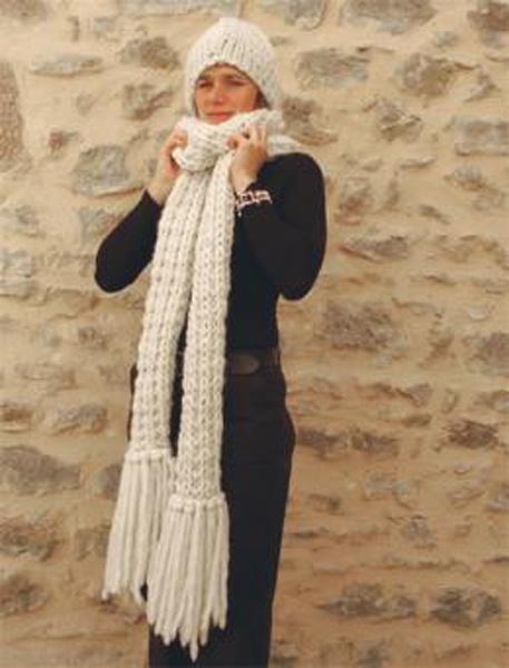 Affichage modèle tricot echarpe fille 45723f0ecc3