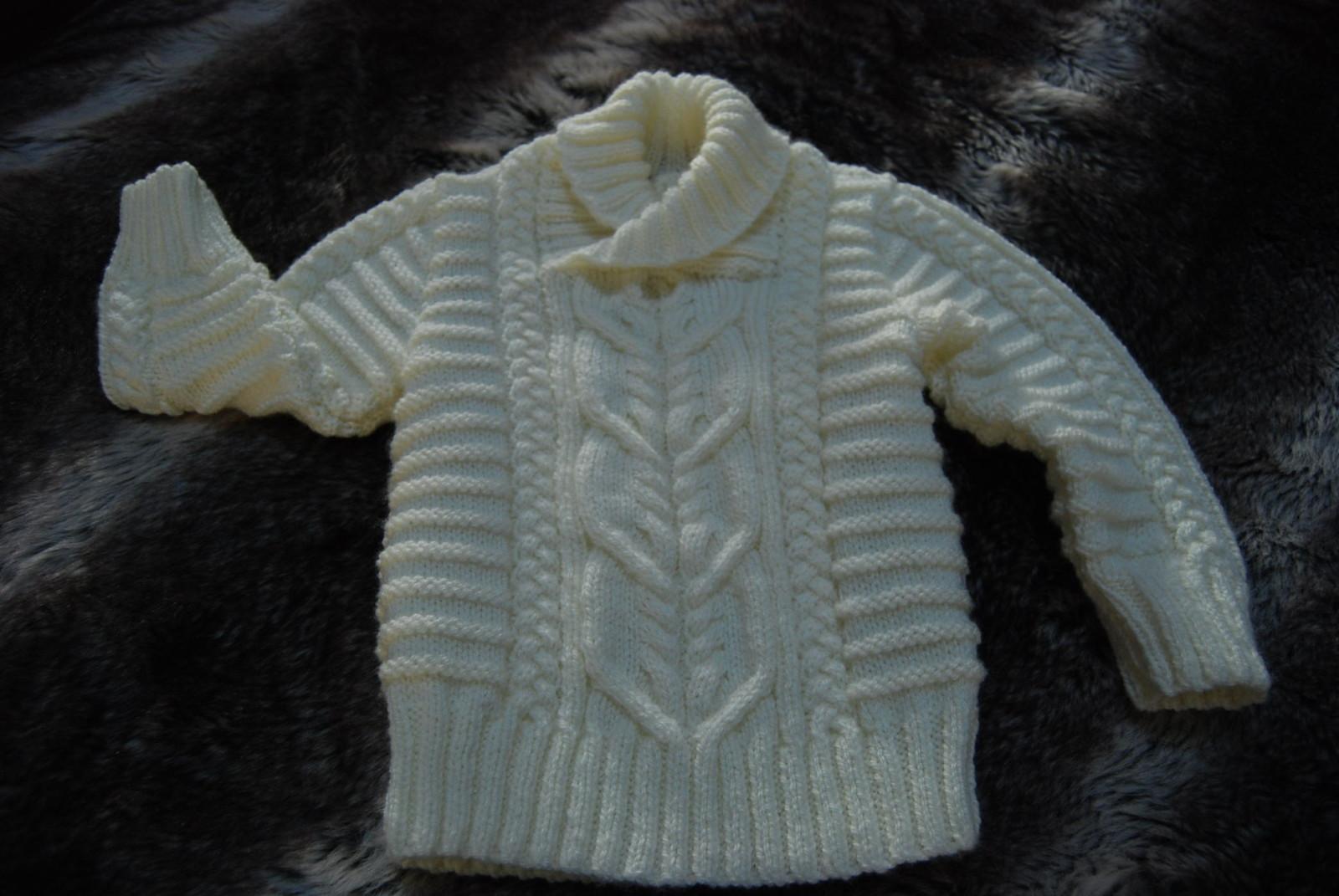 comment tricoter un col chale