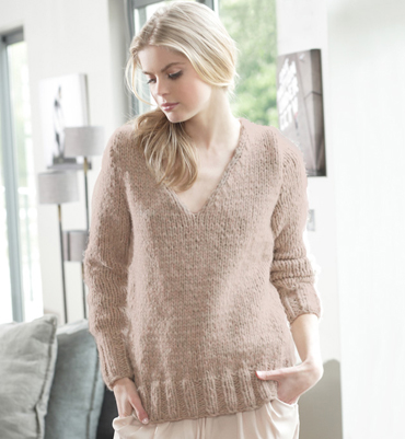 pull a tricoter modele gratuit