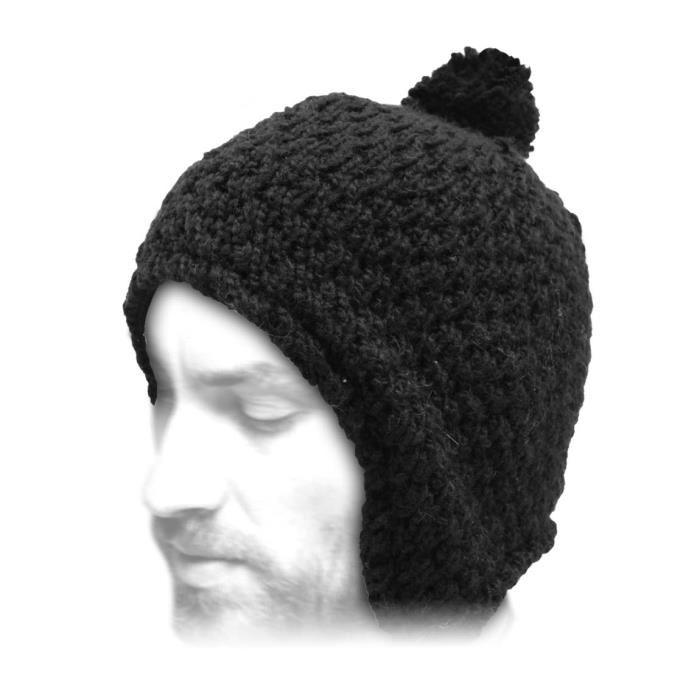 modèle tricot bonnet homme peruvien 81e5bd4722a