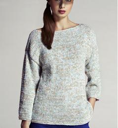 modèle tricot pull jersey