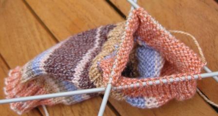 Apparence patron tricot bas 4 aiguilles - Aiguille a tricoter geante ...