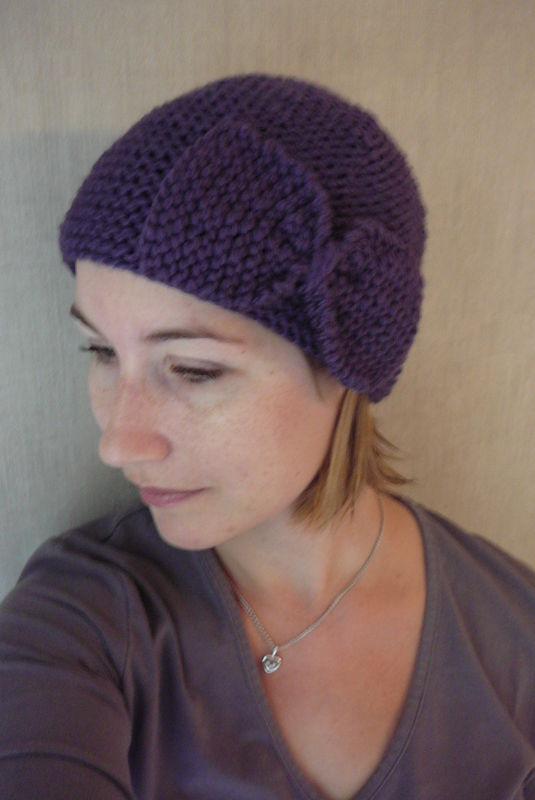 Bonnet tricot femme - Tuto tricot debutant gratuit ...