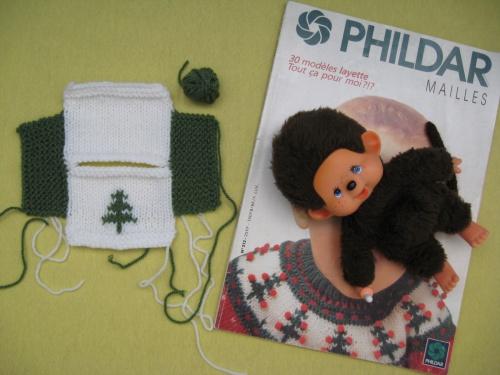 modèle tricot kiki