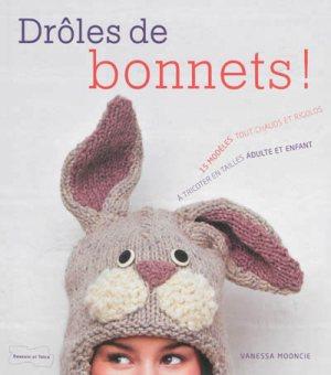 Beau patron tricot bonnet bébé rigolo a5a748e750b