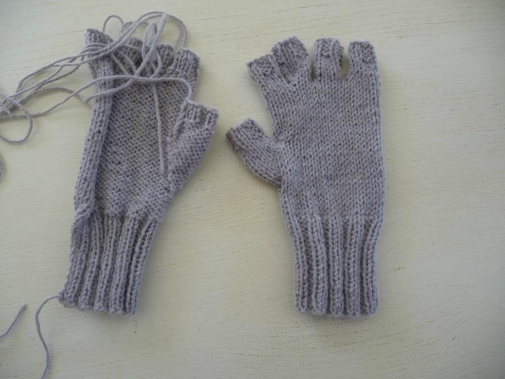 Beau patron tricot quebec - Comment tricoter des mitaines avec doigts ...