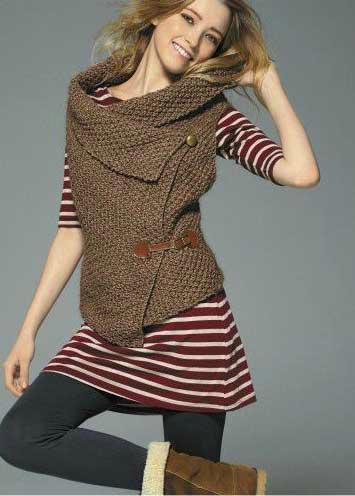 modèle tricot simple