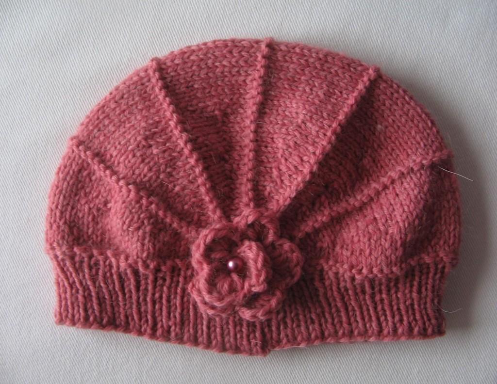 modèle tricoter bonnet bébé