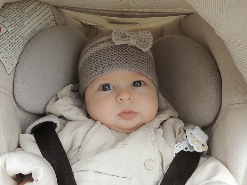 Mod le tricot bonnet naissance gratuit for Modele chambre bebe fille le havre