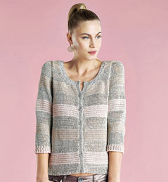modèle tricot gilet gratuit femme