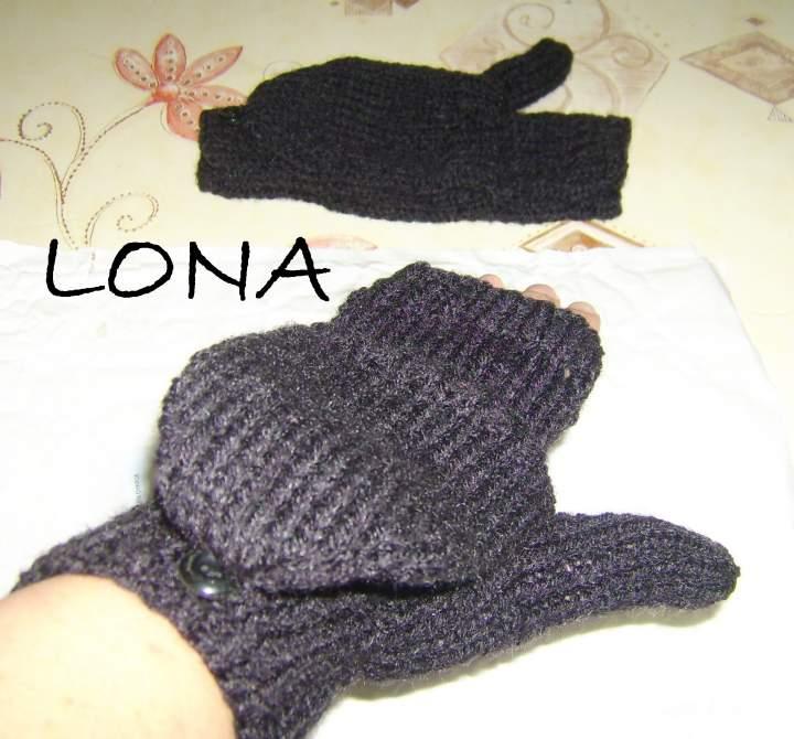 tricoter des mitaines débutant