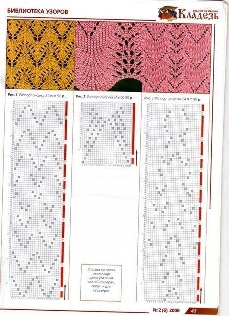 exemple modele tricotaje 7 pitici