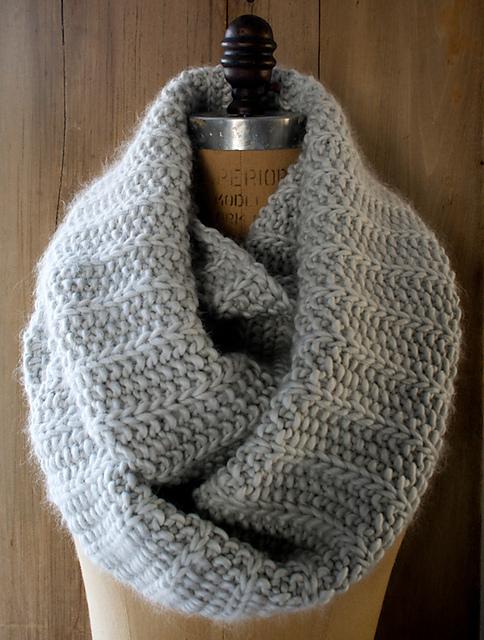 modele echarpe a tricoter femme