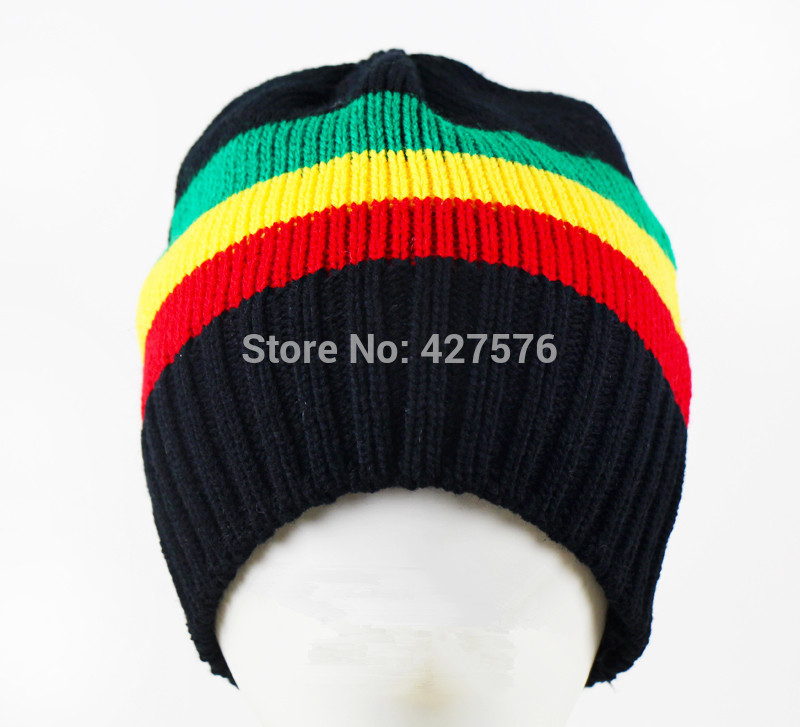 modele tricot bonnet bob marley