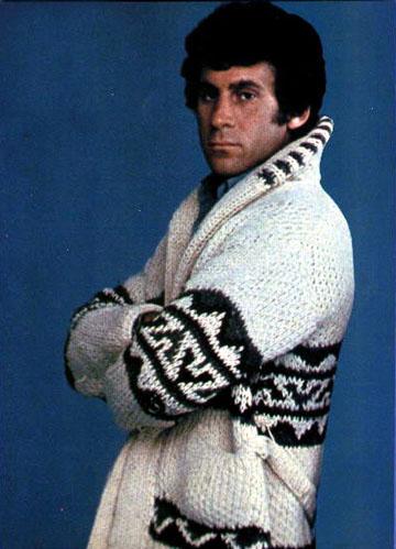 modele tricot gilet starsky