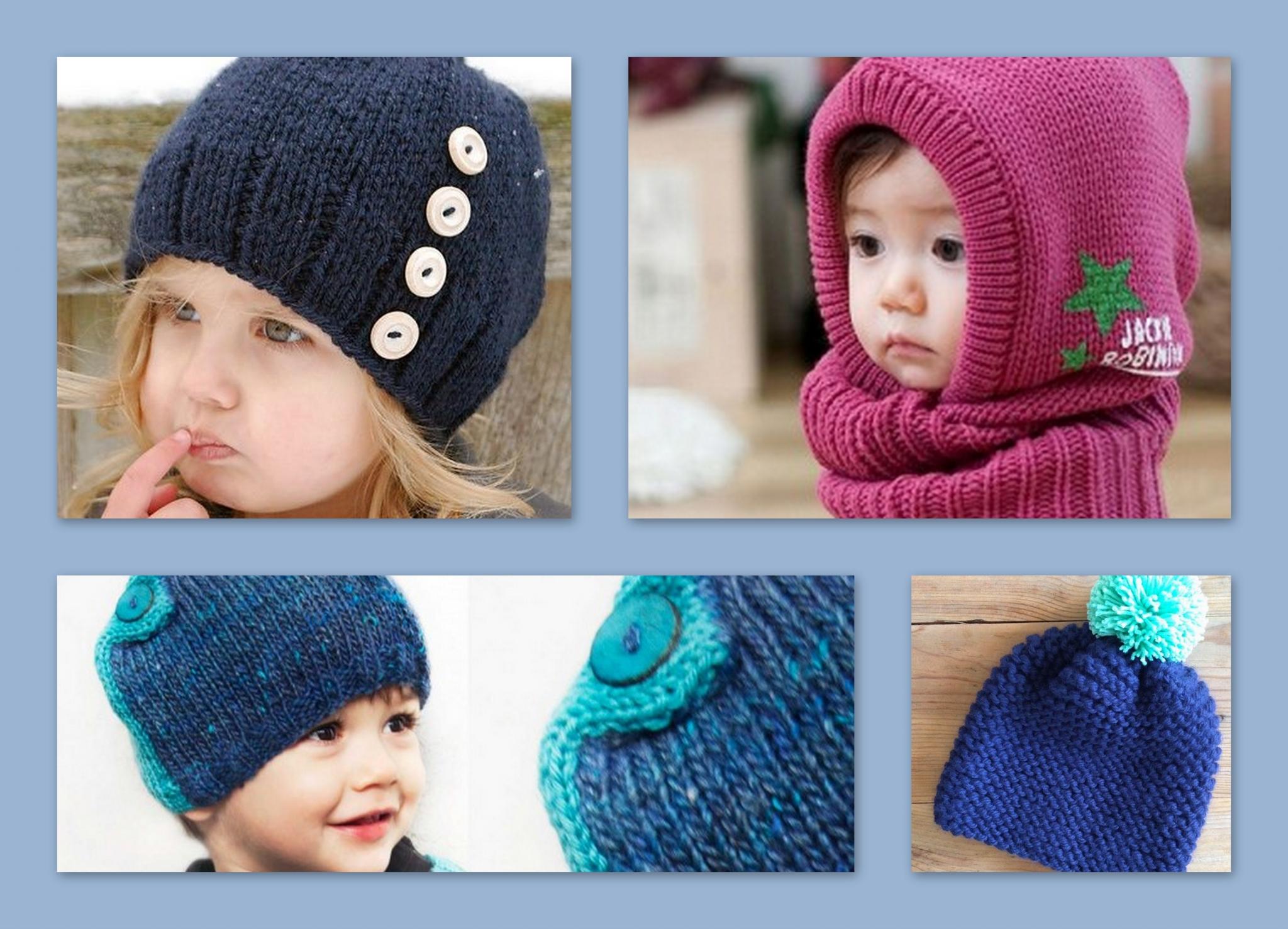 Le tricot chez les jeunes - Apprendre tricoter pour un